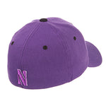 Northwestern University Basic Logo Stretch Fit - Purple