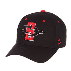 San Diego State University Basic Logo Stretch Fit