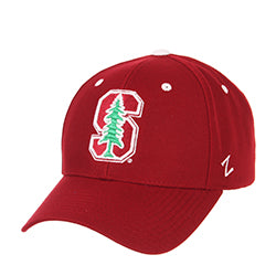 Stanford University Competitor Adj Snapback - Maroon