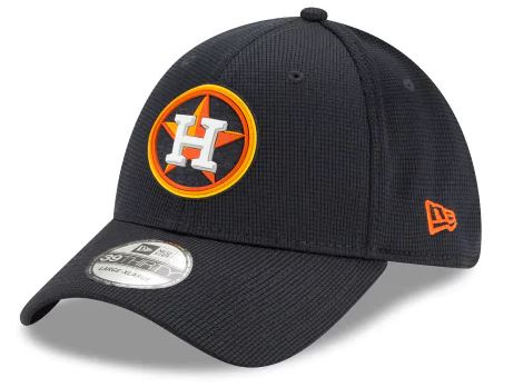 Houston Astros Clubhouse Collection 39THIRTY Stretch Fit 2020