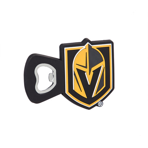 Golden Knights PVC Magnet Bottle Opener