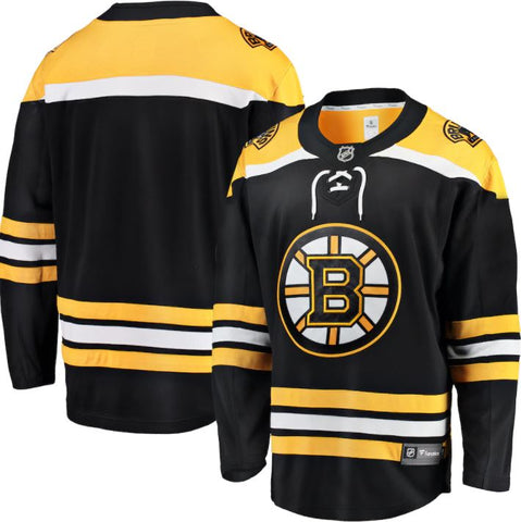 Boston Bruins Men's Breakaway Game Jersey