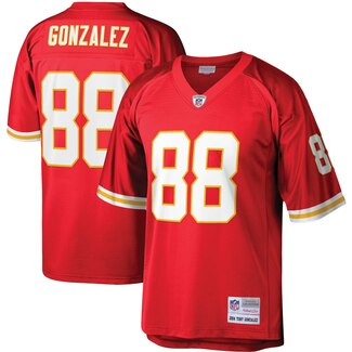 Chiefs Men's Gonzalez Mitchell & Ness Throwback Jersey