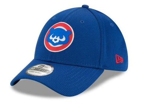 Chicago Cubs Clubhouse Collection 39THIRTY Stretch Fit Hat 2020