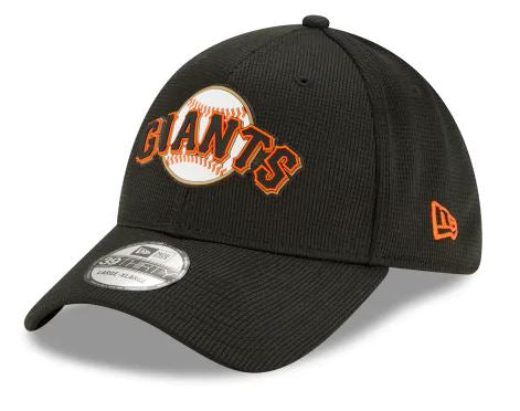 San Francisco Giants Clubhouse Collection 39THIRTY Stretch Fit 2020