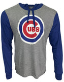 Chicago Cubs Callback Hoodie - Slate Gray