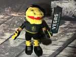 Golden Knights Chance Zipper Pull Tag Keychain