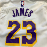 Lakers James Kids Away Jersey