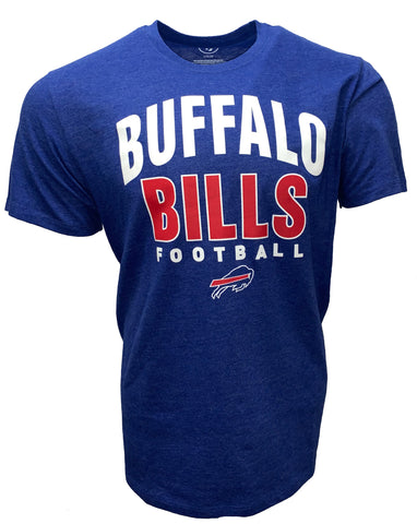 Buffalo Bills Track Down Club '47 Brand Men's T-Shirt
