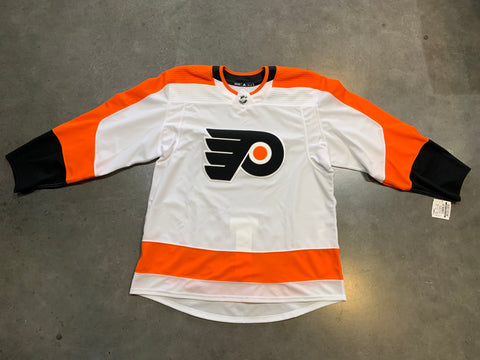 Philadelphia Flyers White Professional Cut Jersey