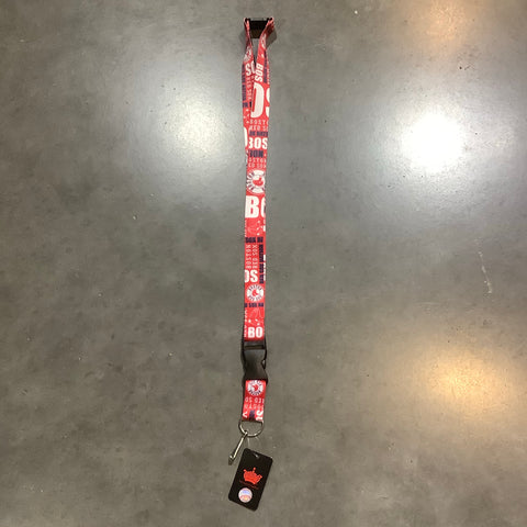 Boston Red Sox Dynamic Lanyard