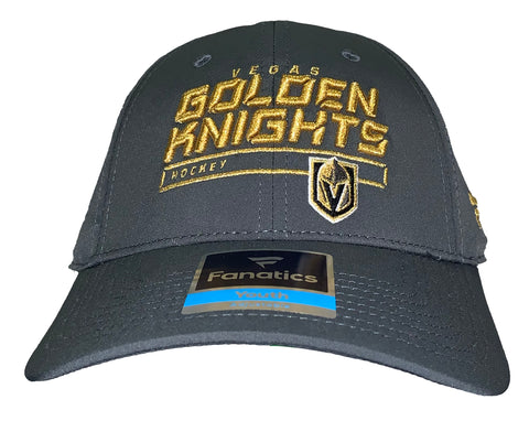 "Golden Knights Youth ""VGK"" Pro Hat"