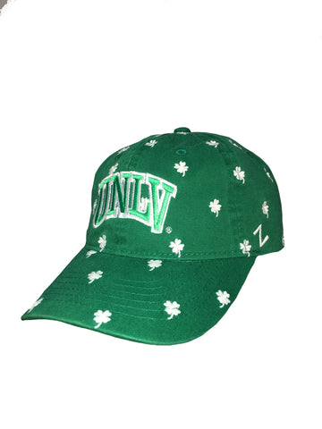 UNLV All Over Shamrock Slouch