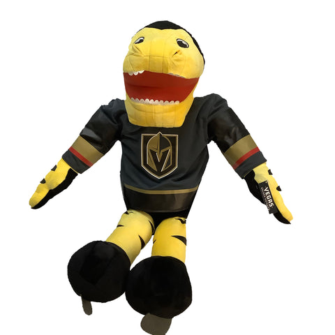 "Vegas Golden Knights Chance Mascot Jumbo Plush 28"" Figure"