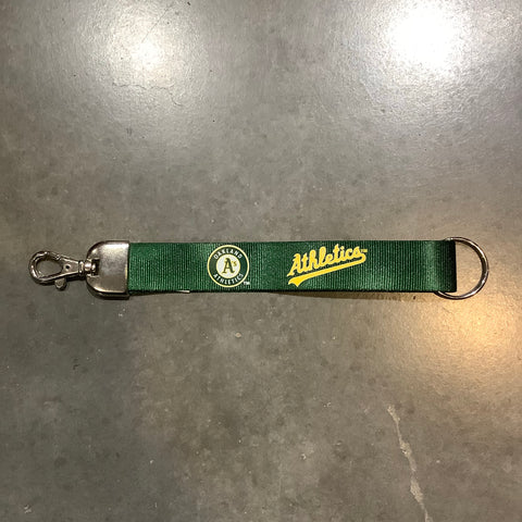 Athletics Wristlet Lanyard - Green