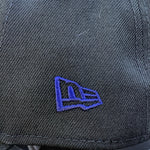 Cubs New Era The League Tonal 9FORTY Adjustable Hat - Black