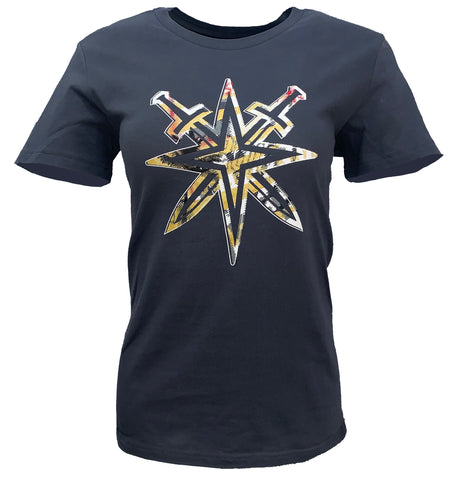 Golden Knights Women's Alternate Logo Amplifier Star Tee