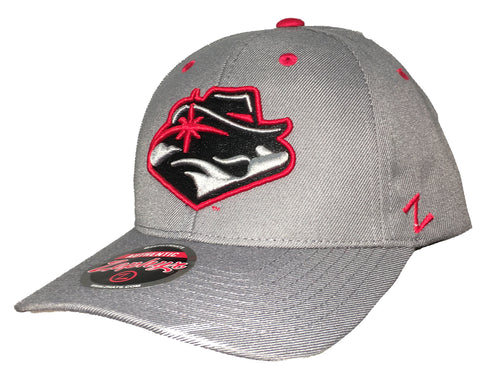 UNLV Competitor New Logo Adjustable Hat- Gray