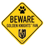 Golden Knights Pet Themed Decal