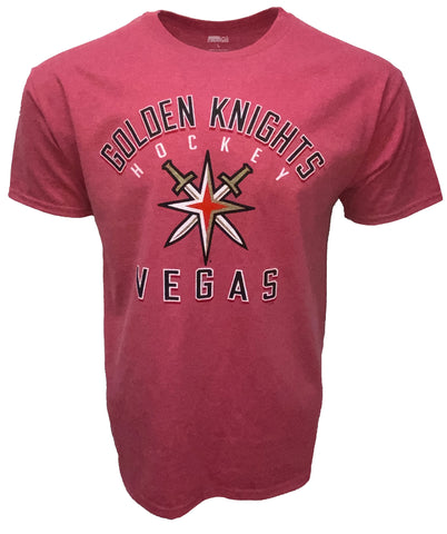 Vegas Golden Knights Alternate Half Circle Tee
