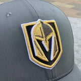 Golden Knights Pro Authentic Flex Fit Hat - Gray