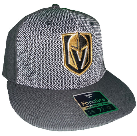 Golden Knights fitted Versa pro flat bill hat