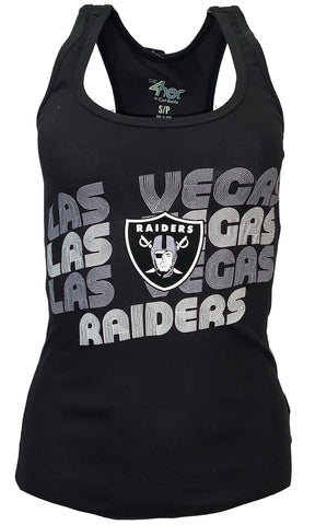 Las Vegas Raiders Women's Repeat Tank Top