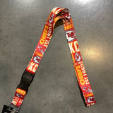 Chiefs Dynamic Lanyard