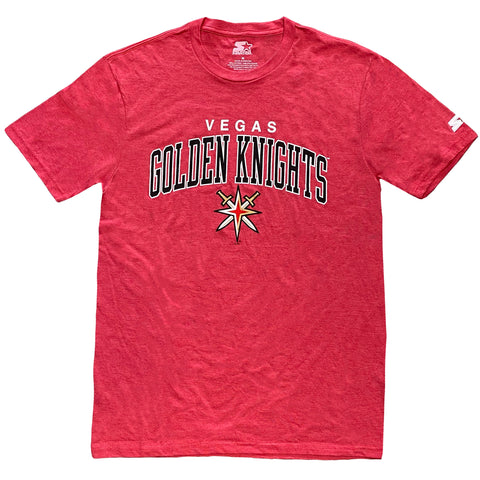 GOLDEN KNIGHTS VARSITY ALT T-RED