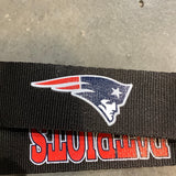 Patriots Lanyard- Black