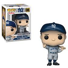 Funko POP! MLB: Yankees Babe Ruth #02
