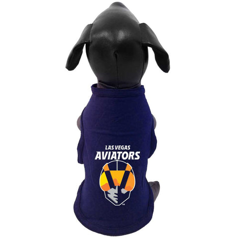 Las Vegas Aviators Dog T-Shirt