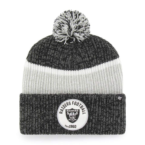Las Vegas Raiders Holcomb '47 Cuff Knit