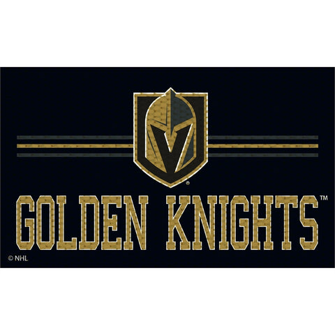 Golden Knights Indoor/Outdoor Rug 3'x5'