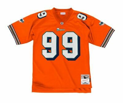 Miami Dolphins Jason Taylor #99 Legacy Jersey - Orange