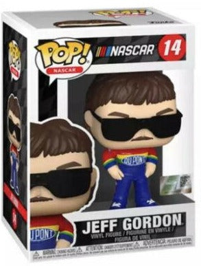Funko POP! NASCAR: Jeff Gordon #14