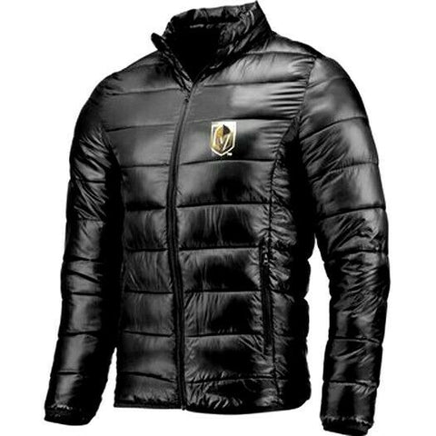 Golden Knights Altitude Bubble Insulated Jacket - Black