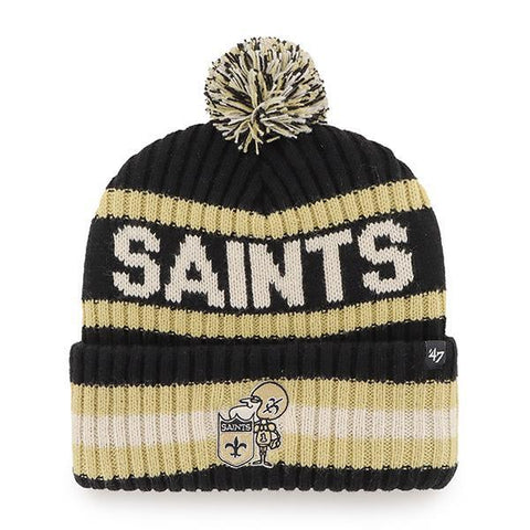New Orleans Saints Legacy Bering '47 Cuff Knit