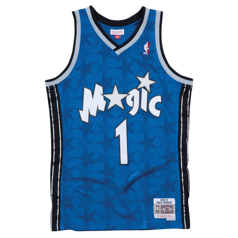 Magic Tracy McGrady Road 2000-01 Swingman Jersey