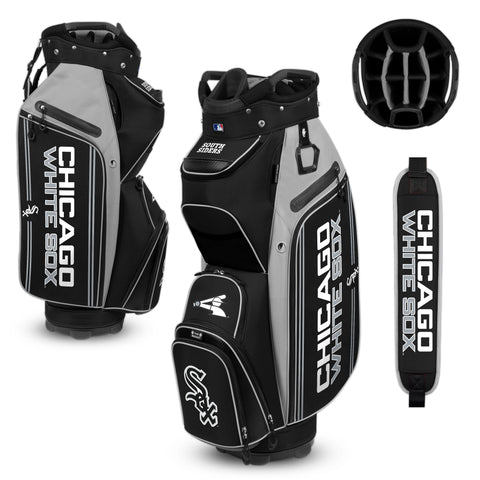 Chicago White Sox Bucket Cooler Cart Golf Bag