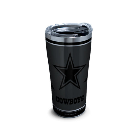 Cowboys Stainless Steel 20oz Tumbler