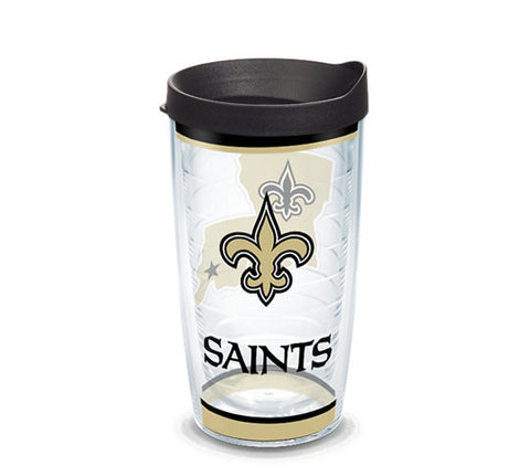 New Orleans Saints Tradition 16oz Tumbler