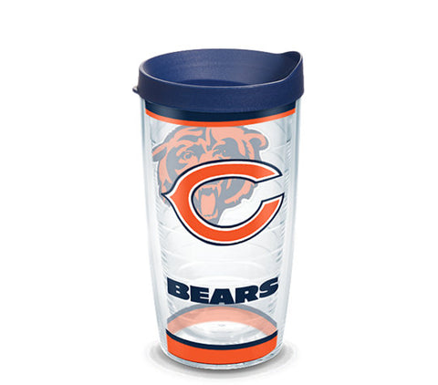 Chicago Bears Tradition 16oz Tumbler