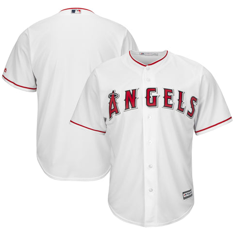 Los Angeles Angels Official Cool Base Jersey - White