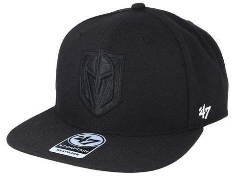 Golden Knights Black on Black SnapBack