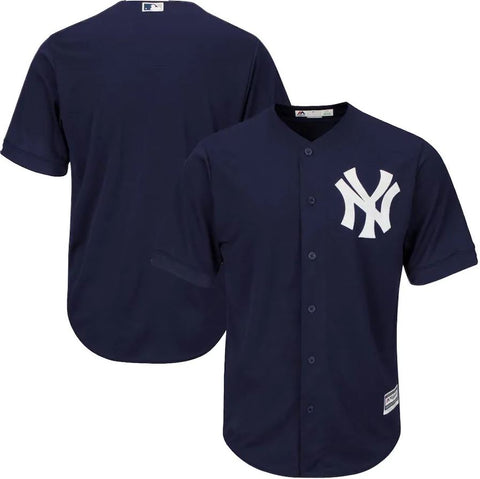 New York Yankees Official Cool Base Jersey - Navy Alternate