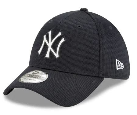 New York Yankees Clubhouse Collection 39THIRTY Stretch Fit 2020