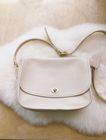 Coach Bag in Bone
