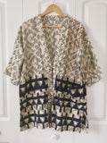 The Cotton Print Jacket