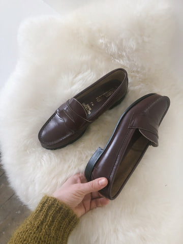 The Perfect Leather Loafer